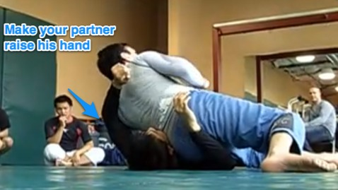 Eddie Bravo's Perfect Twister Side Control