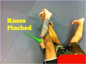 kneespinchedlockdown